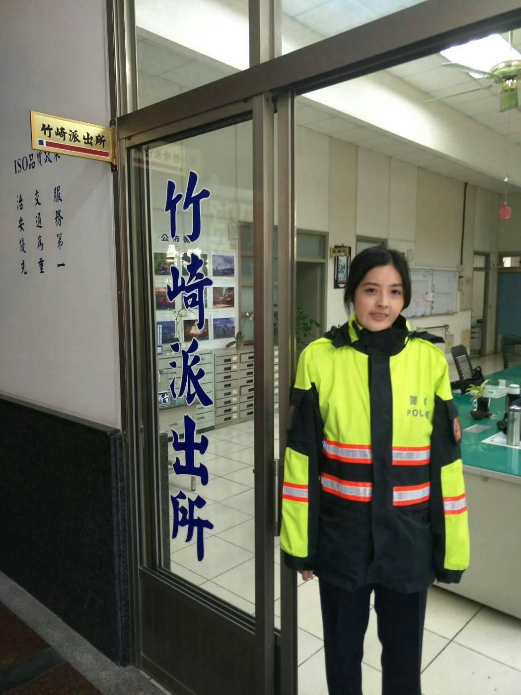 梁緁玲曾讀外文系,希望外語的專長做國民外交,讓台灣成為外國人眼中友善的國家。記者...