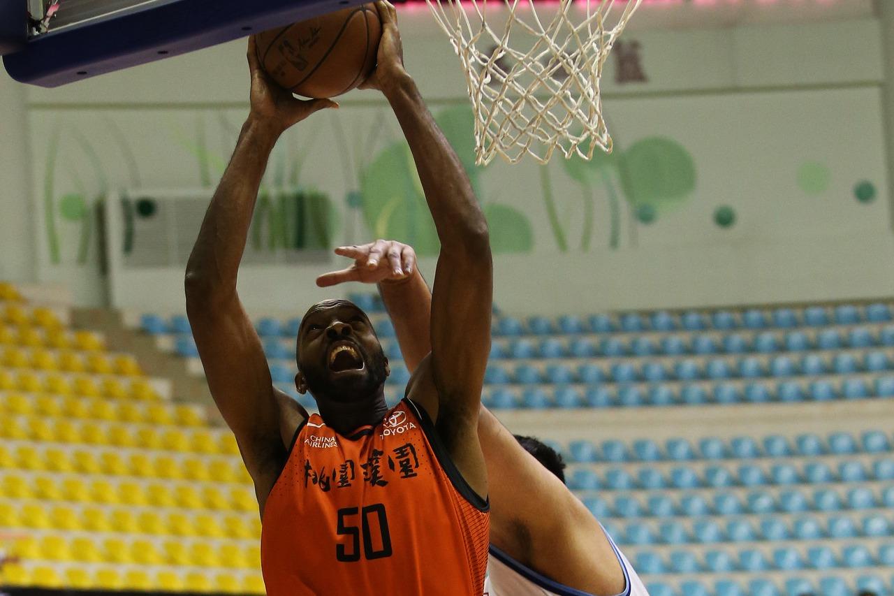 戴維斯。圖/中華籃球協會提供。