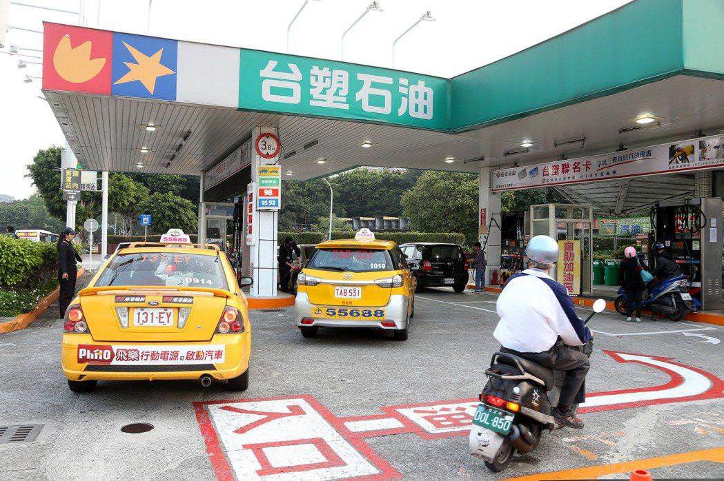 台塑化宣布下周將調漲汽柴油價格。本報資料照片