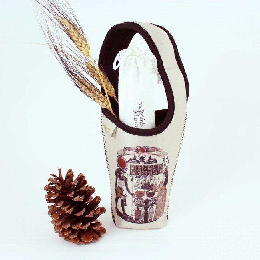 大英埃及展環保飲料袋,8.1折特價890元。圖/PChome24h購物提供