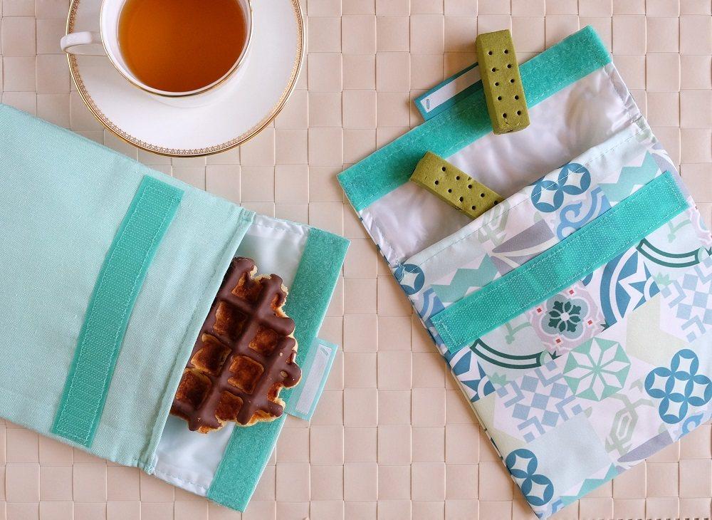 Roll'eat吃貨零食袋(M),特價408元。圖/有.設計uDesign提供