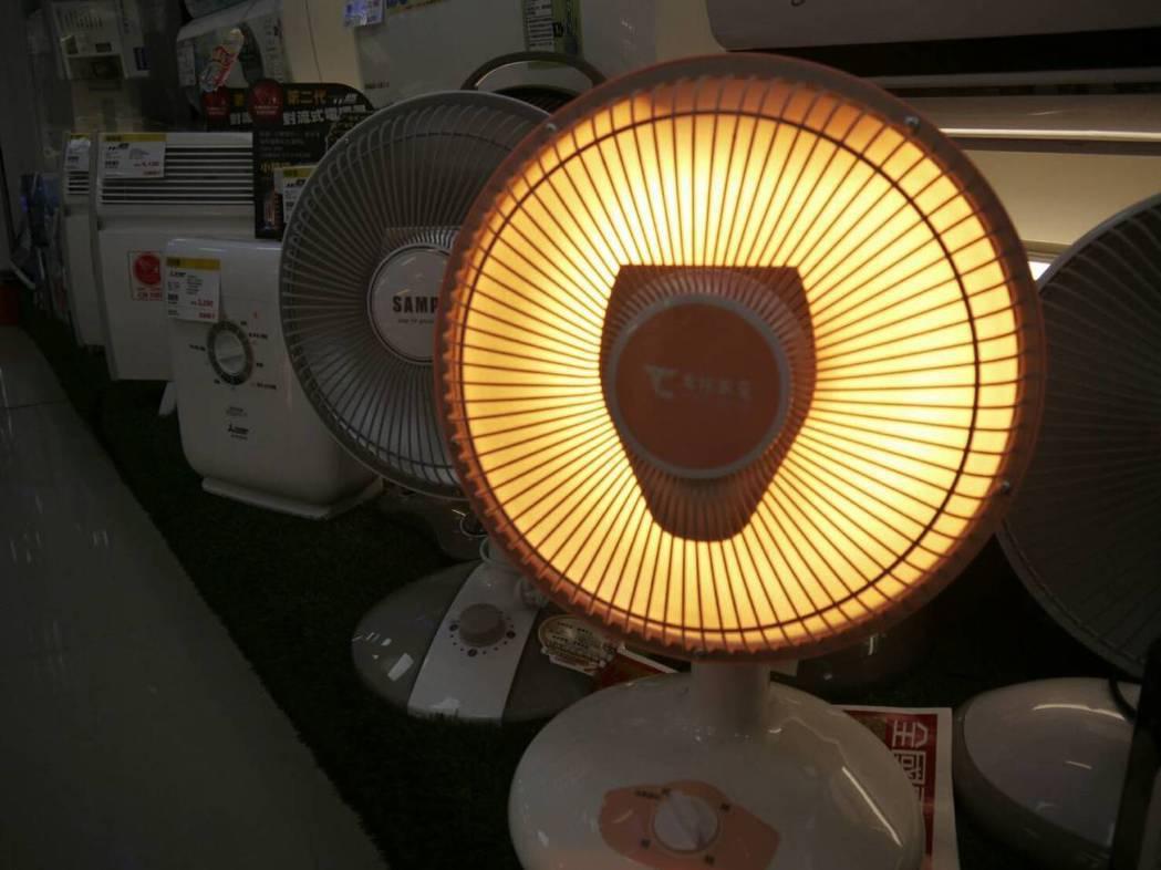全國電近一週在連日低溫,帶動暖冬家電銷售量大幅成長。(圖:全國電提供)