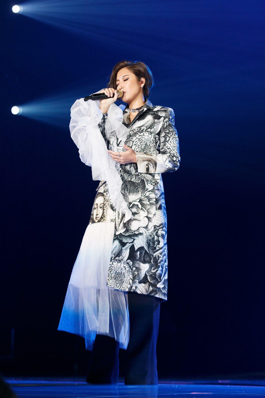 A-Lin演唱會請來小宇當嘉賓。圖/索尼音樂提供