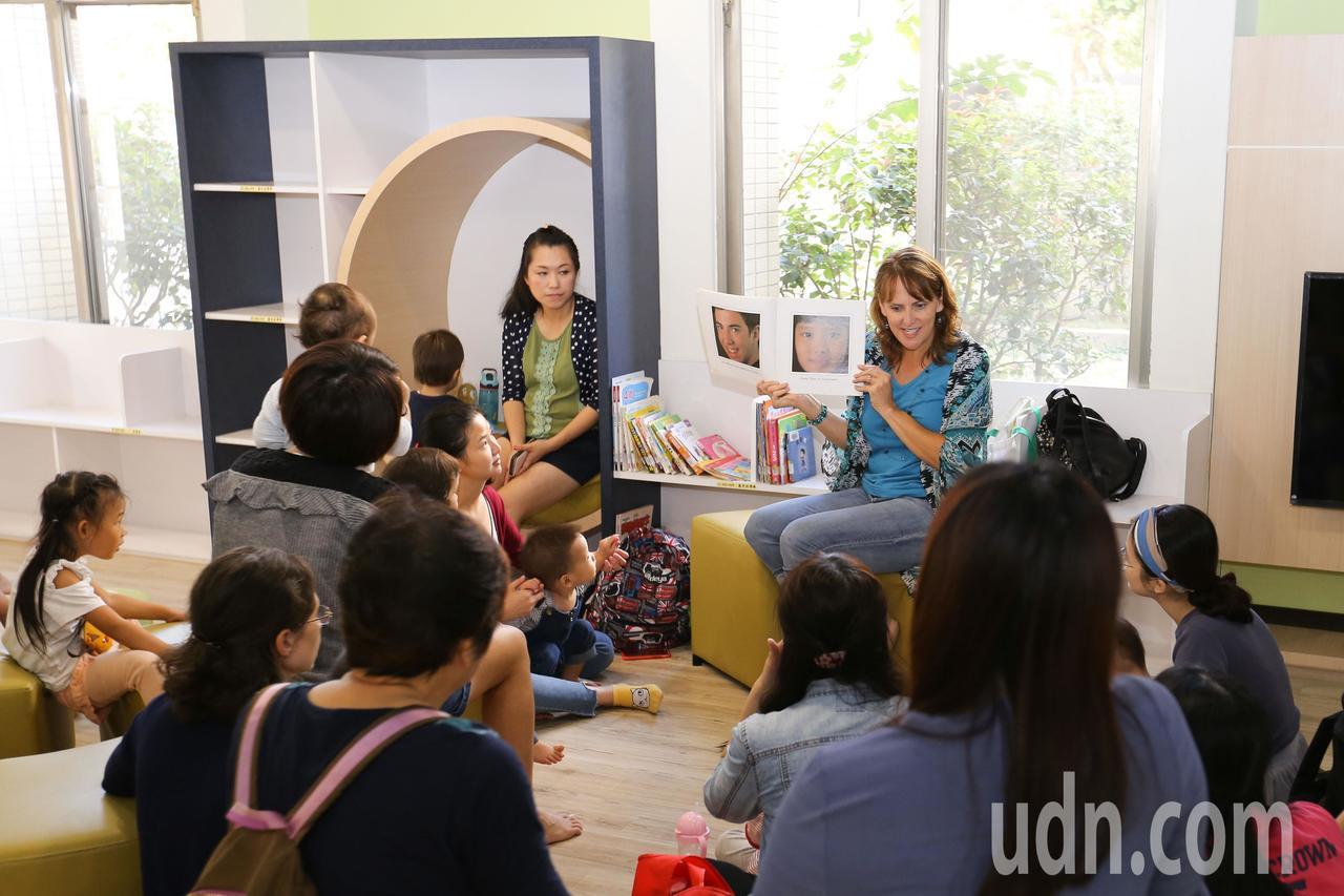 圖書館發現,台中有非常好的親子共讀習慣,電子書的借閱量攀升,有二分之一都是童書、...