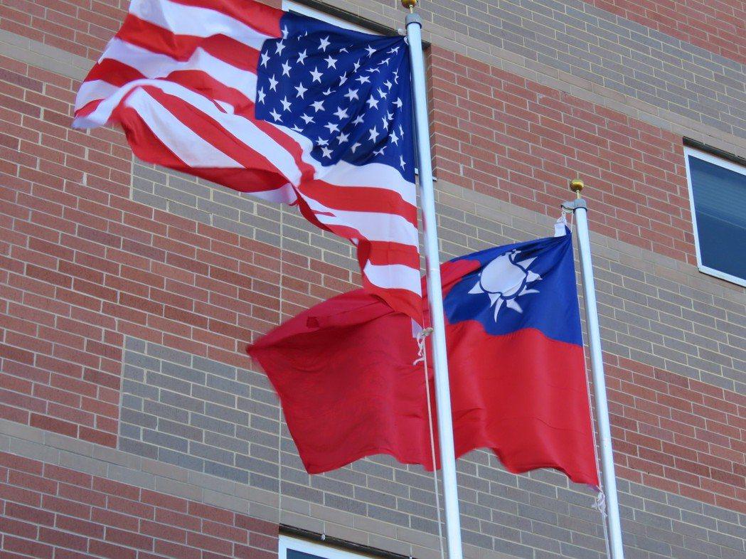 美國眾議院9日通過「台灣旅行法」。 圖/聯合報系資料照片