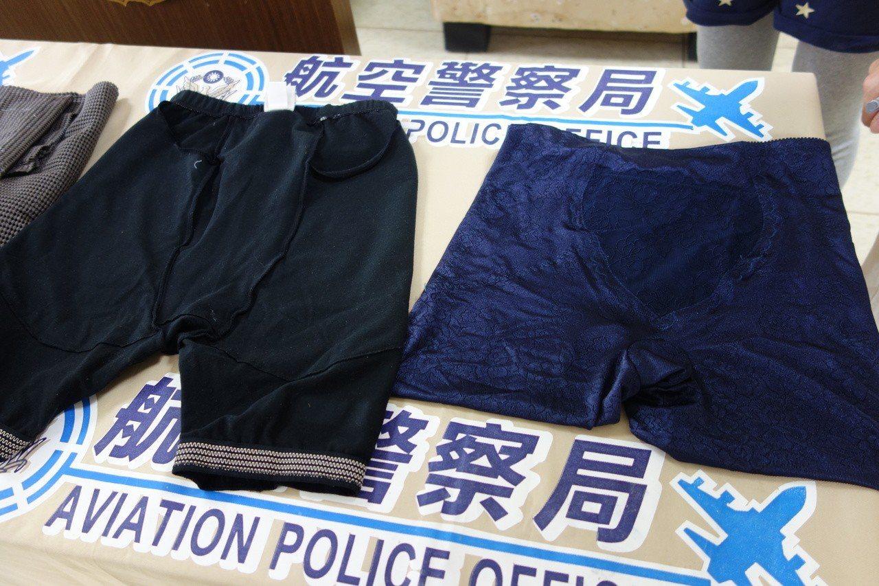 航警去年追查日籍男子穿女用束褲搭機出境查獲毒品安非他命,發現幕後主使者,並在屋內...