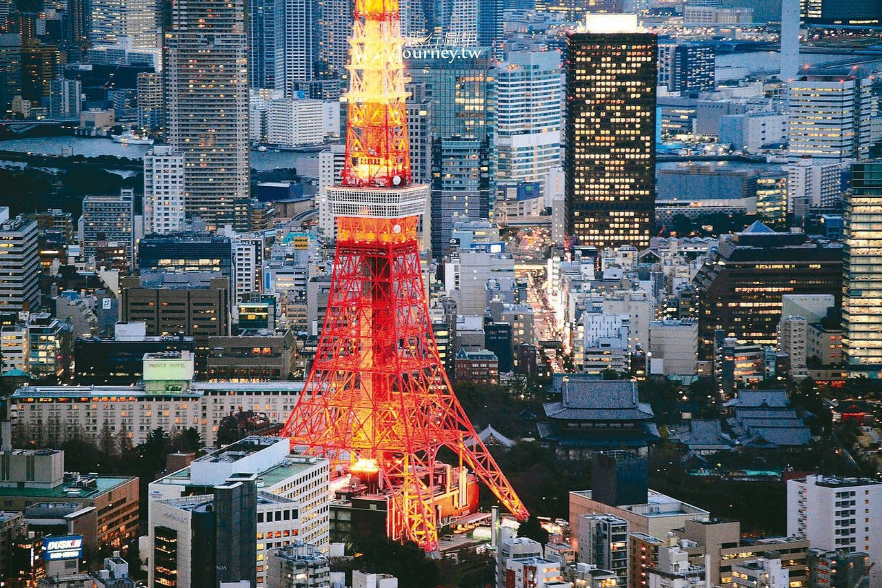 東京都1986年指定六本木為再開發區,2003年日本最大的建築公司森大樓(Mor...