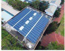 PVBANK台長郭昱廷,教你如何聰明投資太陽光電電廠。 PVBANK/提供