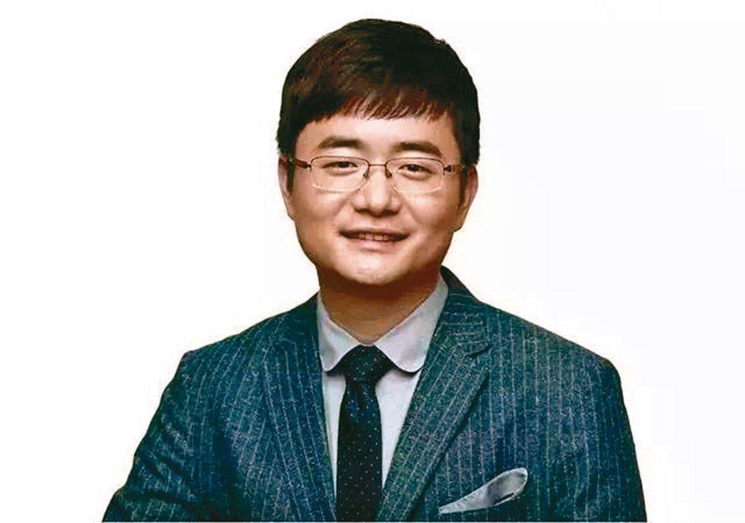 中國大陸獵豹移動公司執行長傅盛說,機器人會是新的成長關鍵。 圖/取自傅盛微博