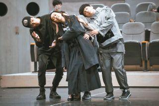 幾米音樂劇《時光電影院》。 人力飛行劇團/提供