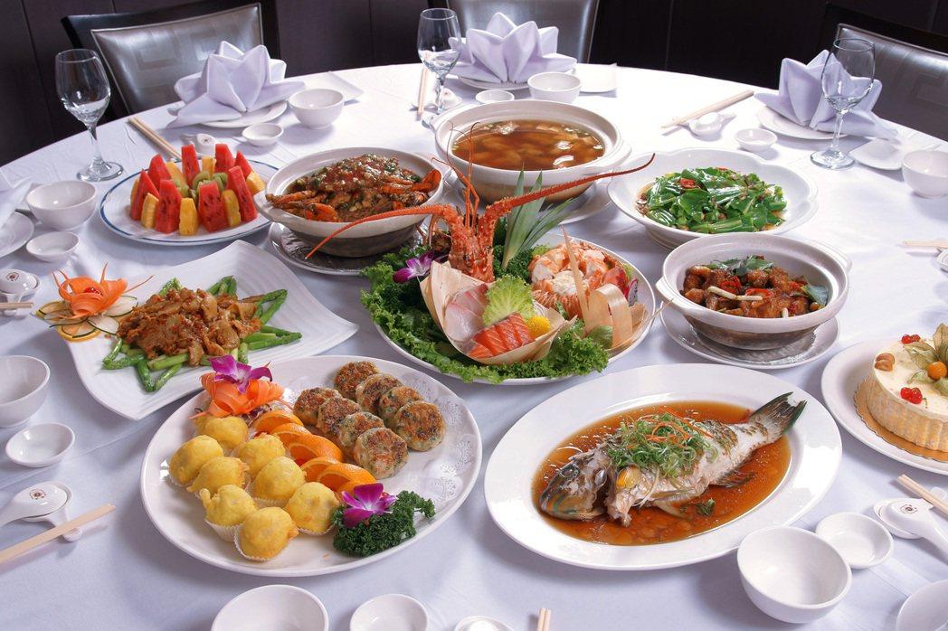 台中永豐棧酒店推出「有夠讚尾牙春酒專案」。圖/永豐棧酒店提供