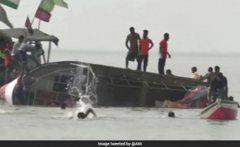 自拍惹禍?超載高中生的印度船隻翻覆 至少3死