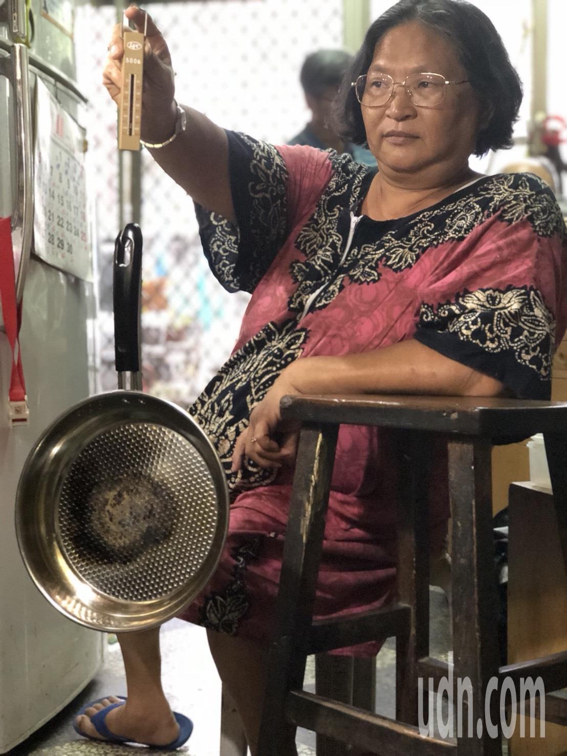嘉義市婦人羅碧芳投訴指出,去年底被臉書廣告打動,花1088元買了一只不鏽鋼平底煎...