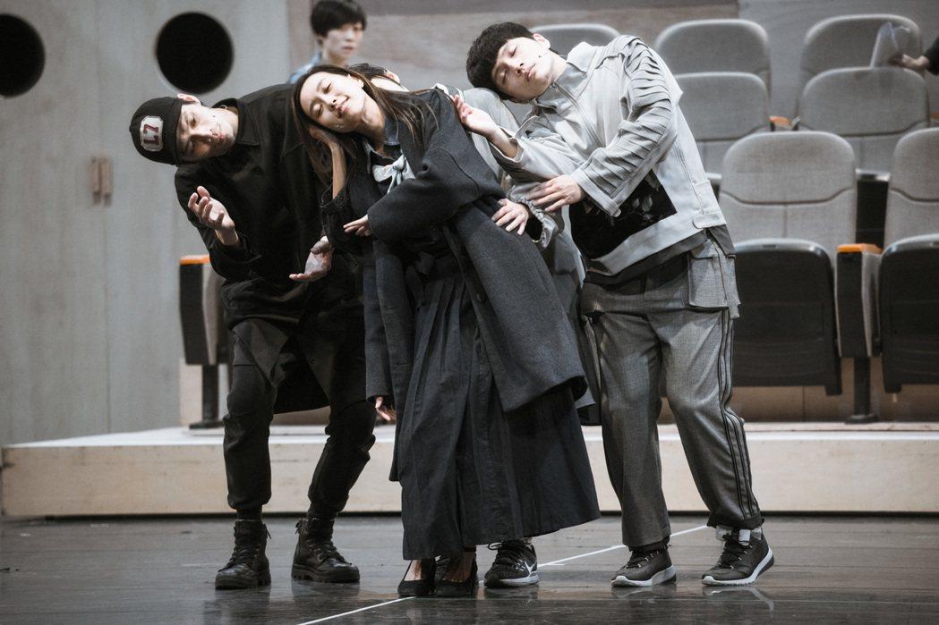 幾米音樂劇《時光電影院》。提供/人力飛行劇團