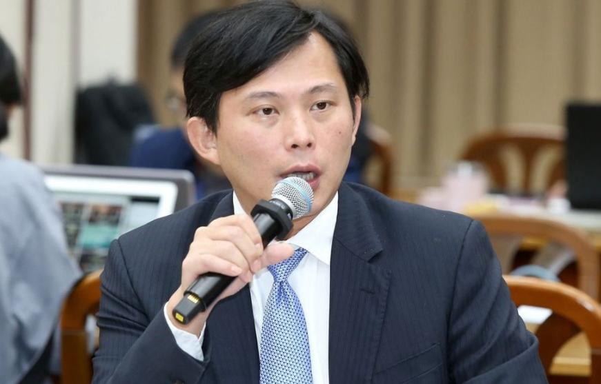 時代力量黨團立委黃國昌。聯合報系資料照