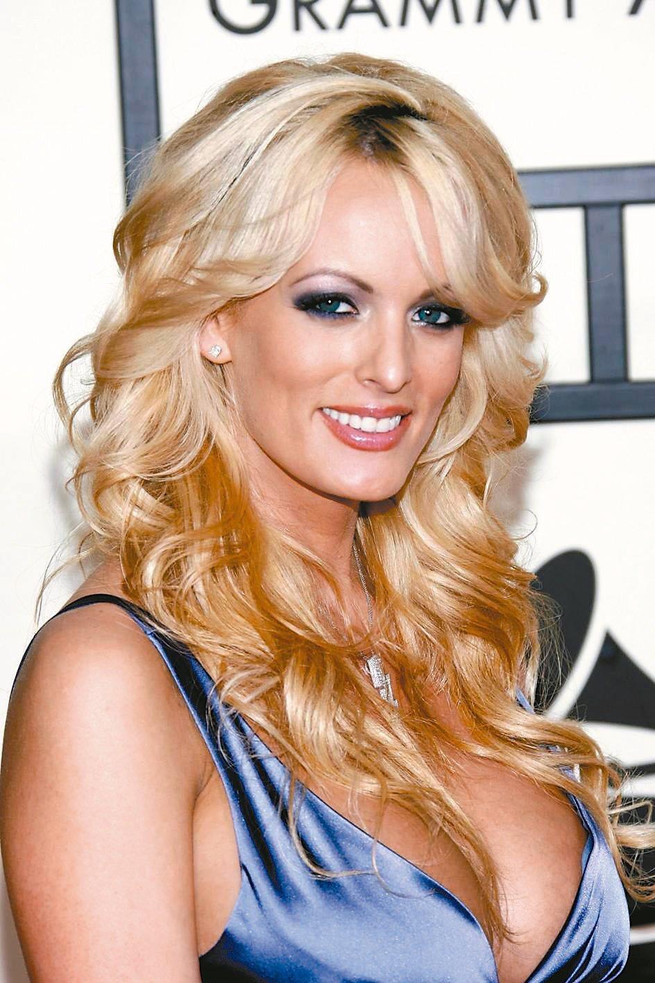 A片女星爆料,曾與川普發生性關係,參選後律師同意支付13萬美元封口費。歐新社
