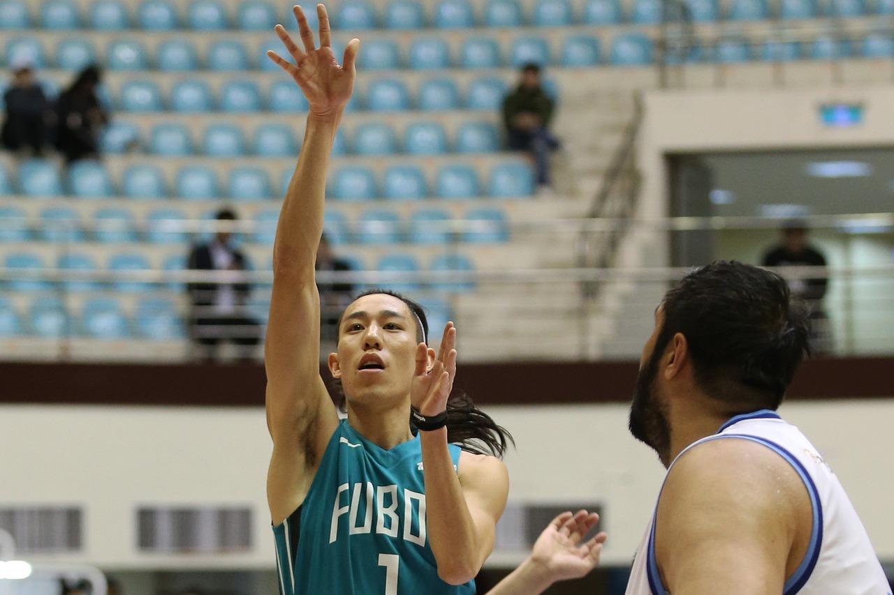 林書緯(左)。圖/中華籃球協會提供