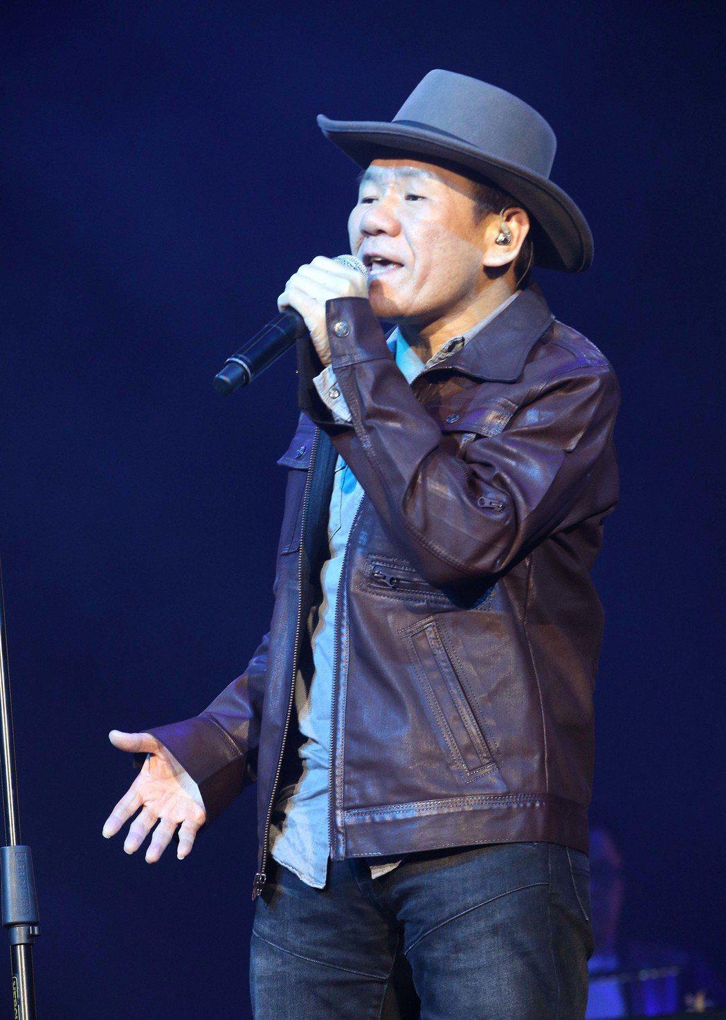 趙傳樂壇30周年,推出全新大碟「你過得還好嗎」。圖/旋風音樂提供