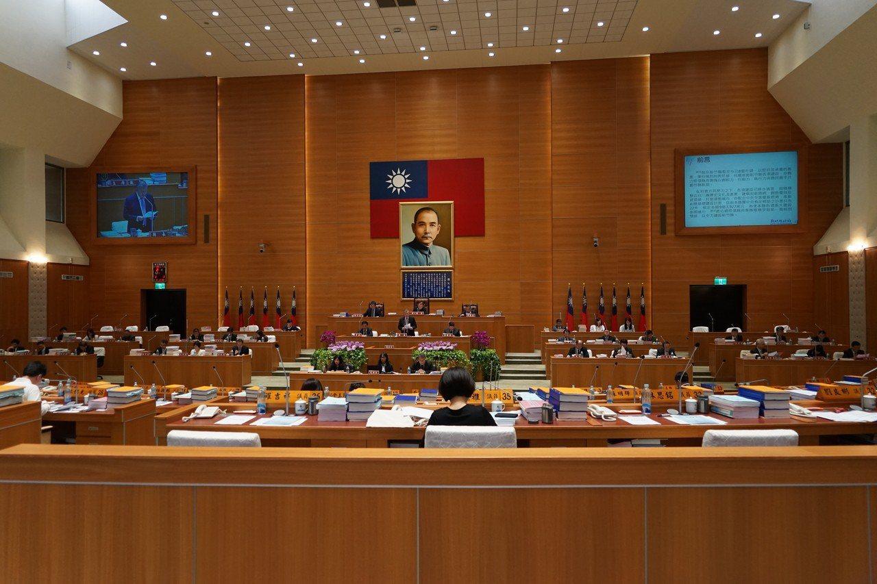 新竹縣議員參選人數爆量。 記者陳妍霖/攝影
