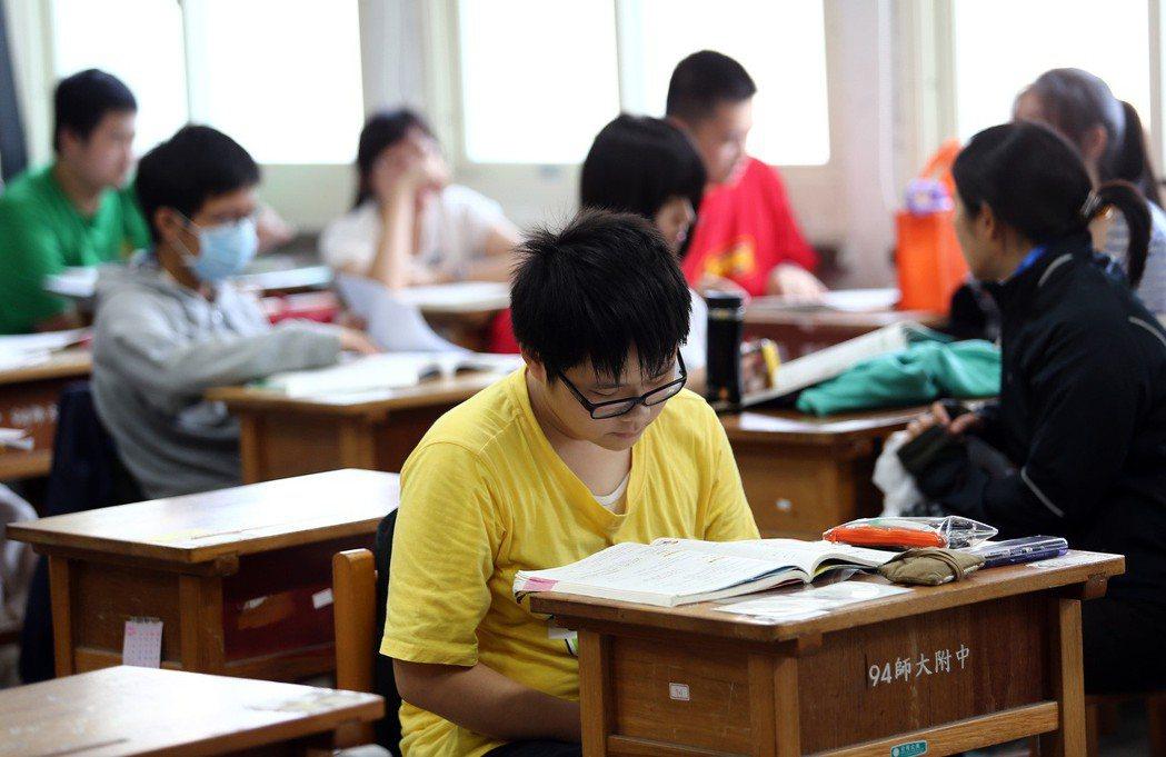 圖為高中職特色招生。本報資料照/記者陳柏亨攝影