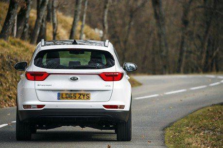 Kia' Sportage 與新世代 Cee'd 將導入輕油電動力