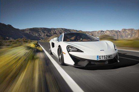 McLaren 提供 570GT 車款操控升級套件