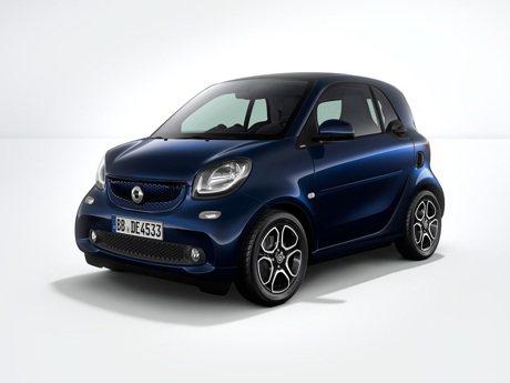 Smart推出北美專屬10週年特仕Fortwo Electric Drive