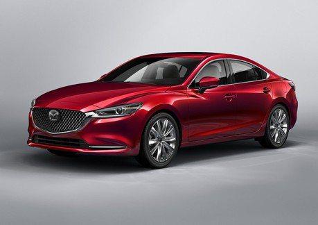 四驅版Mazda6將於北美發表?