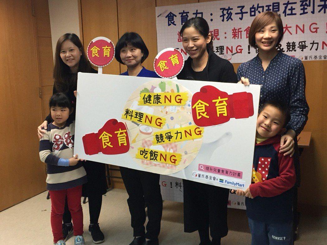 董氏基金會昨日公布調查結果,有54%家長會讓孩子吃保健食品,原因大多是擔心孩子偏...
