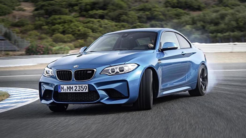 BMW M的銷量也是創下品牌新紀錄,圖為BMW X2。 摘自BMW