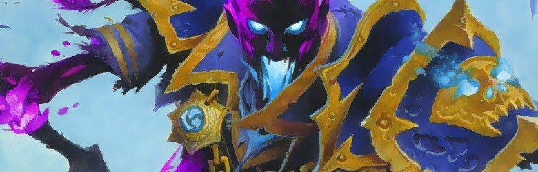 『暗影死神』安杜因與綑縛者拉札的搭配,讓人聞風喪膽。