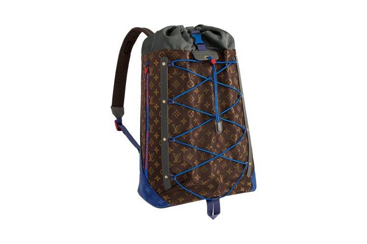 Monogram Outdoor後背包,11萬7,000元。圖/LV提供