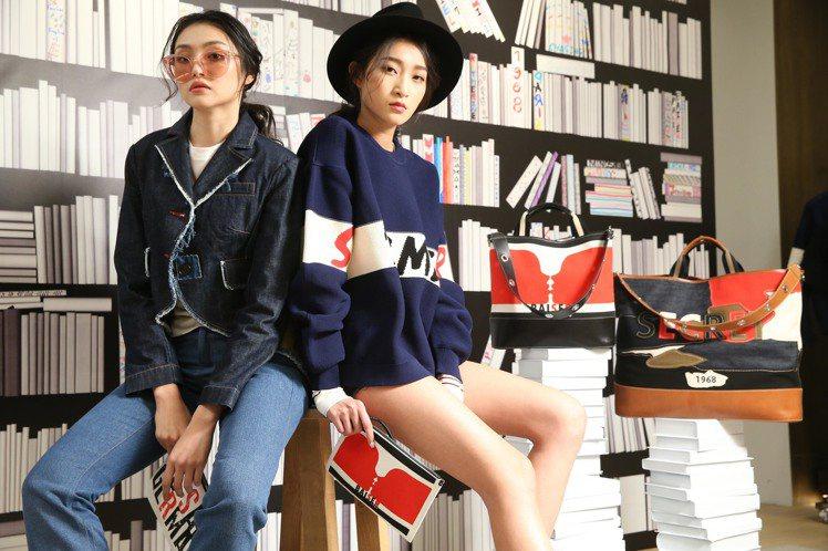 MINOSHIN在微風信義的專門店推出Sonia Rykiel MANIFEST...
