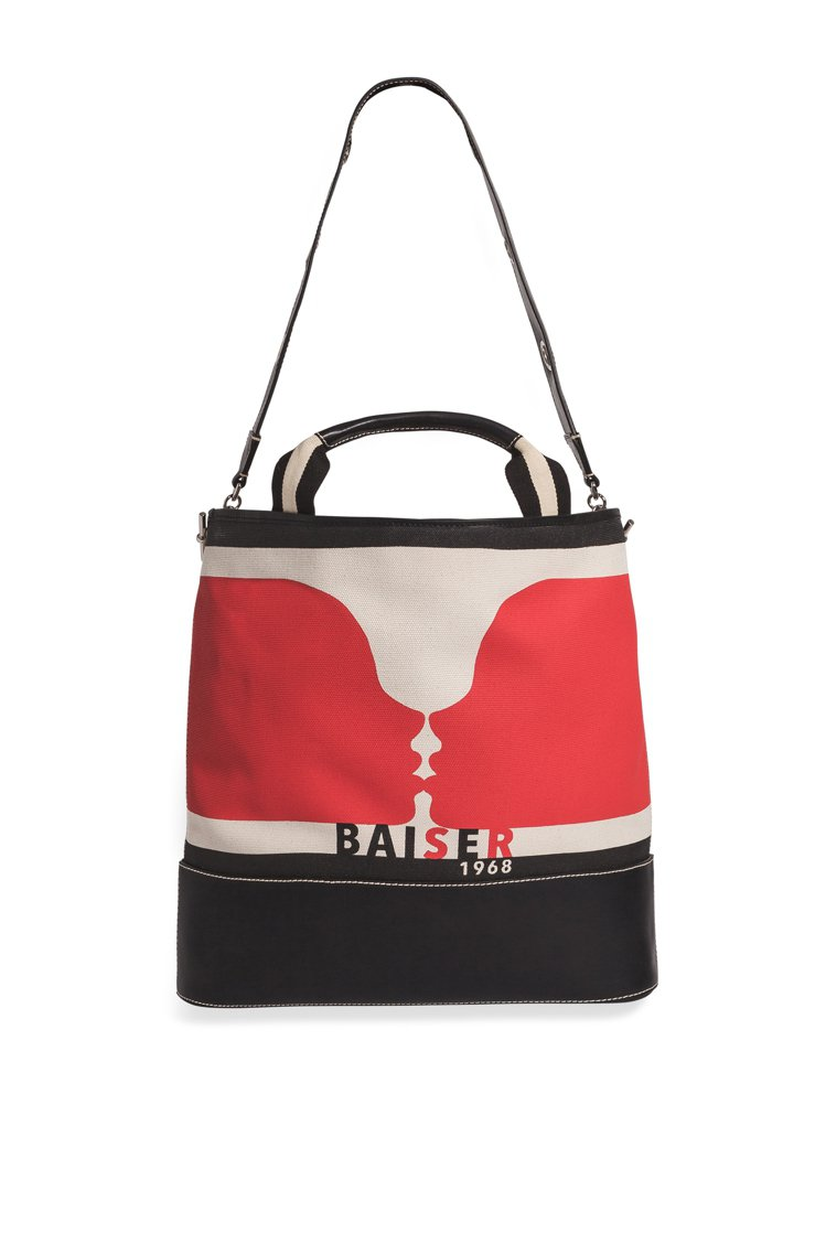 BAISER小型托特包,售價20,600元。圖/MINOSHIN提供