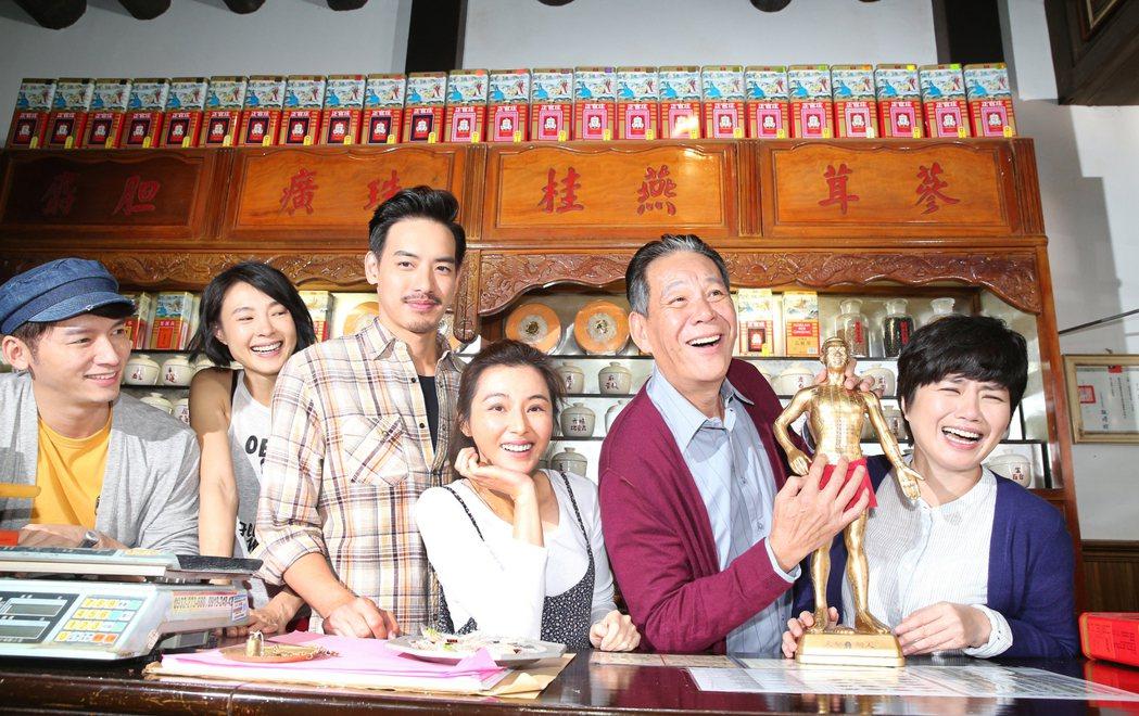 「雙城故事」被爆以一集50萬買貴。記者陳正興/攝影