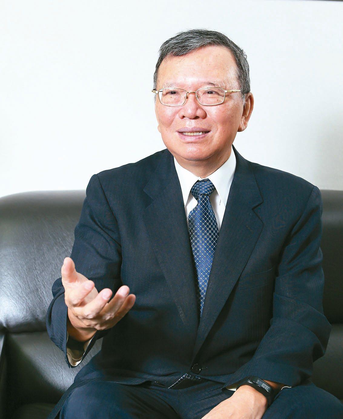 中華電董事長鄭優。 報系資料照