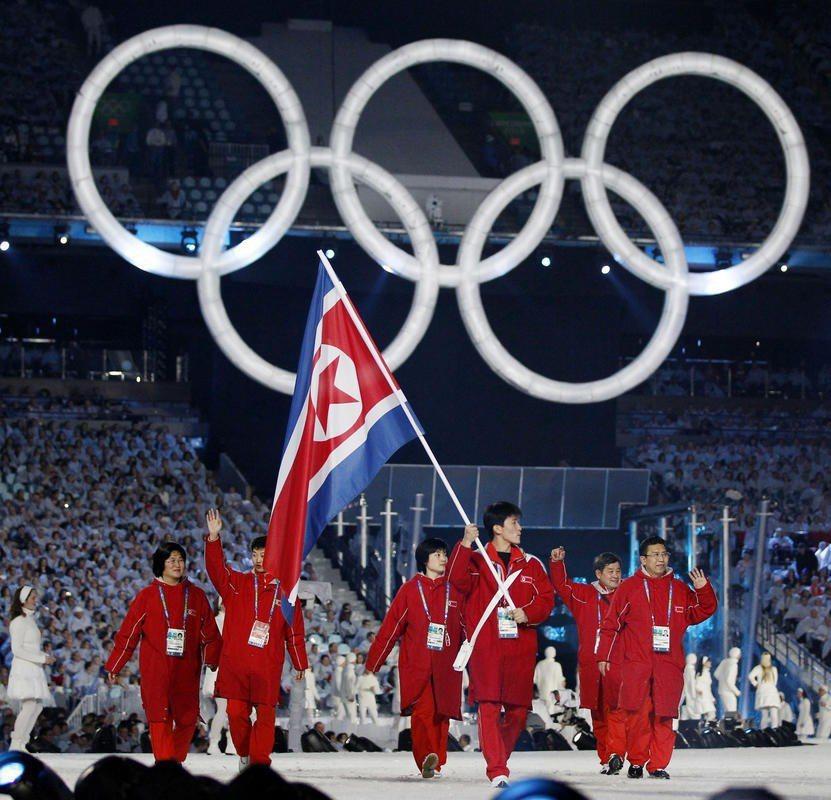 文在寅:兩韓組隊參加冬奧 歷史將銘記