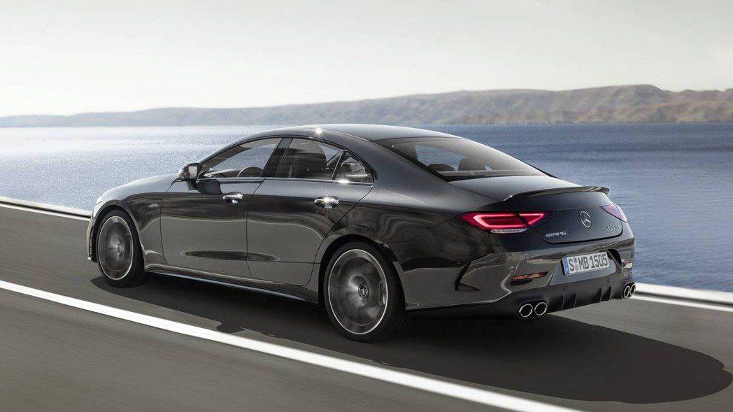 AMG CLS53。 摘自Mercedes-Benz