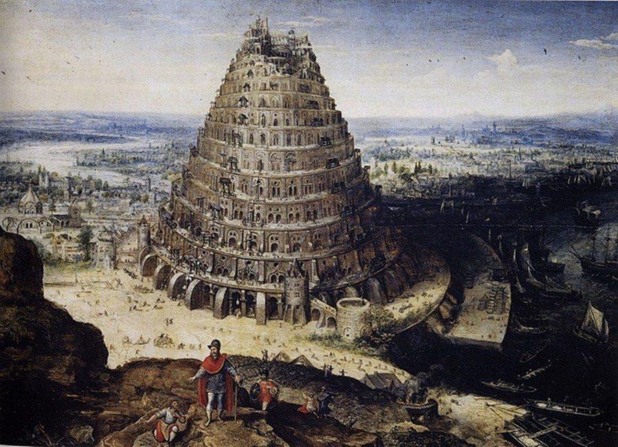 建塔一直是人類自信與文明的象徵,聖經中就曾記載古巴比倫人欲建巴別塔通天,惹怒上帝...