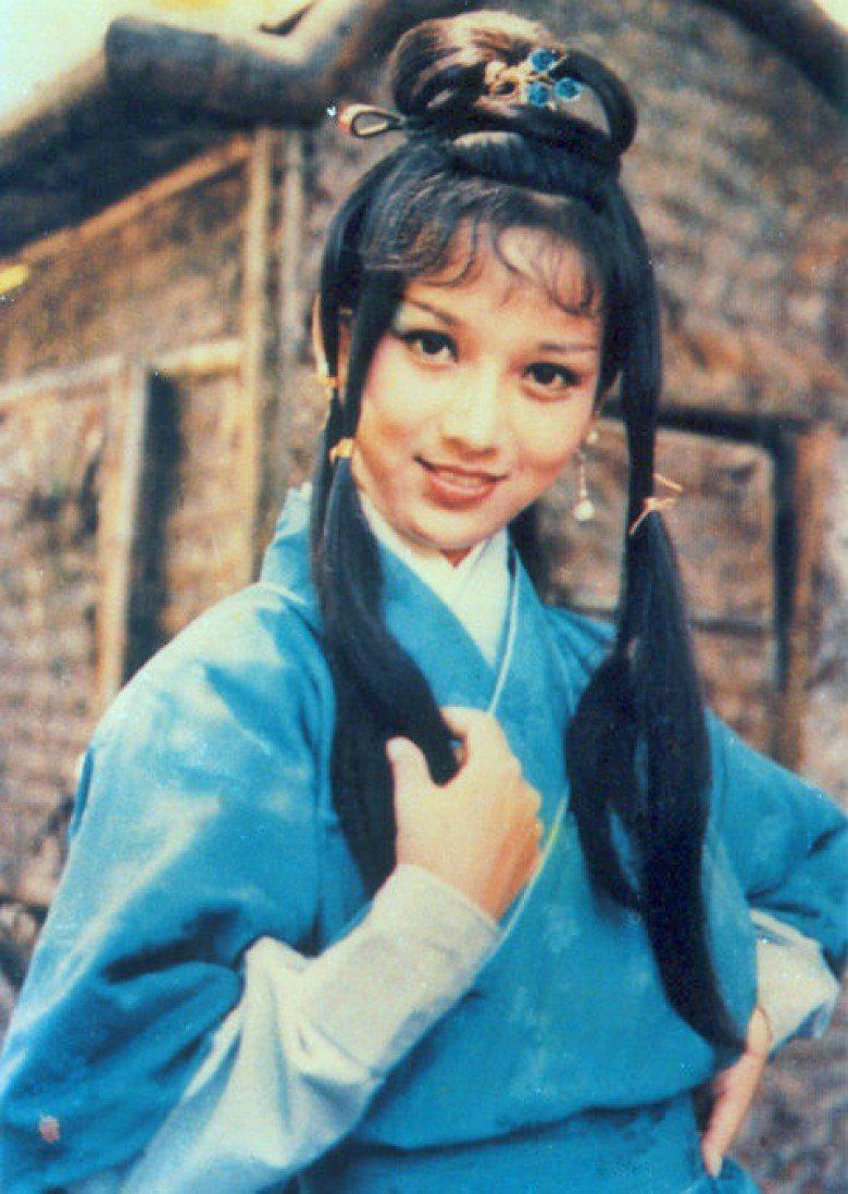 趙雅芝是華人電視史上第一位爆紅的周芷若。圖/摘自微博