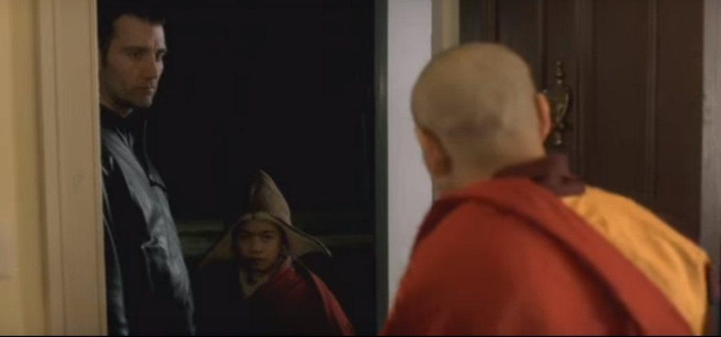 克里夫歐文十多年前主演李安執導的微電影,和還是小朋友的李淳就有對手戲。圖/翻攝自...