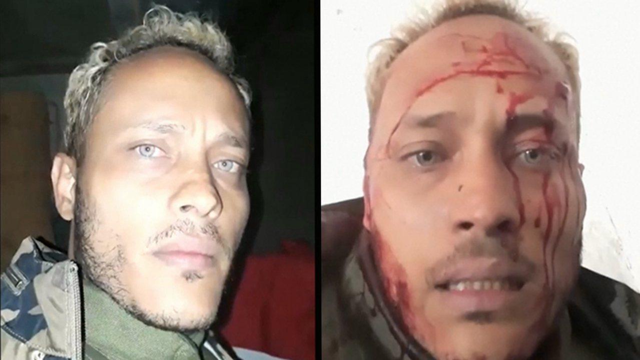 委國反政府英雄培瑞斯15日遭到軍警擊斃,死前開直播控訴警方無心談判。路透