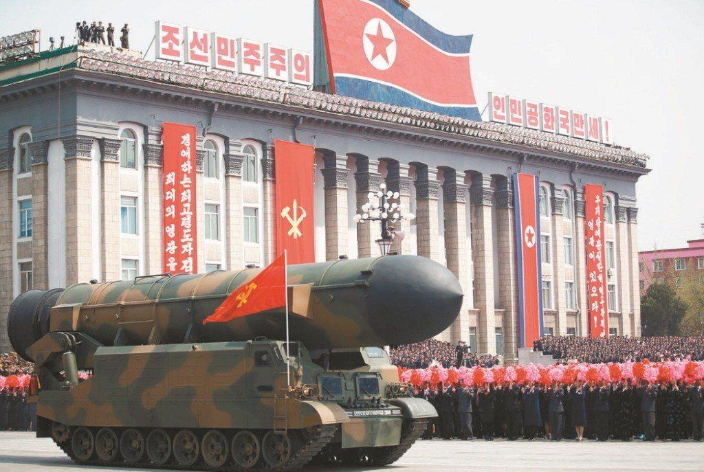 南韓媒:北韓計畫平昌冬奧前夕盛大閱兵