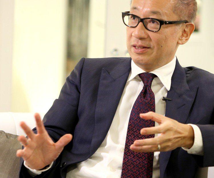 潘思亮早已開始跟各行各業的頂尖者跨界合作。記者陳立凱/攝影