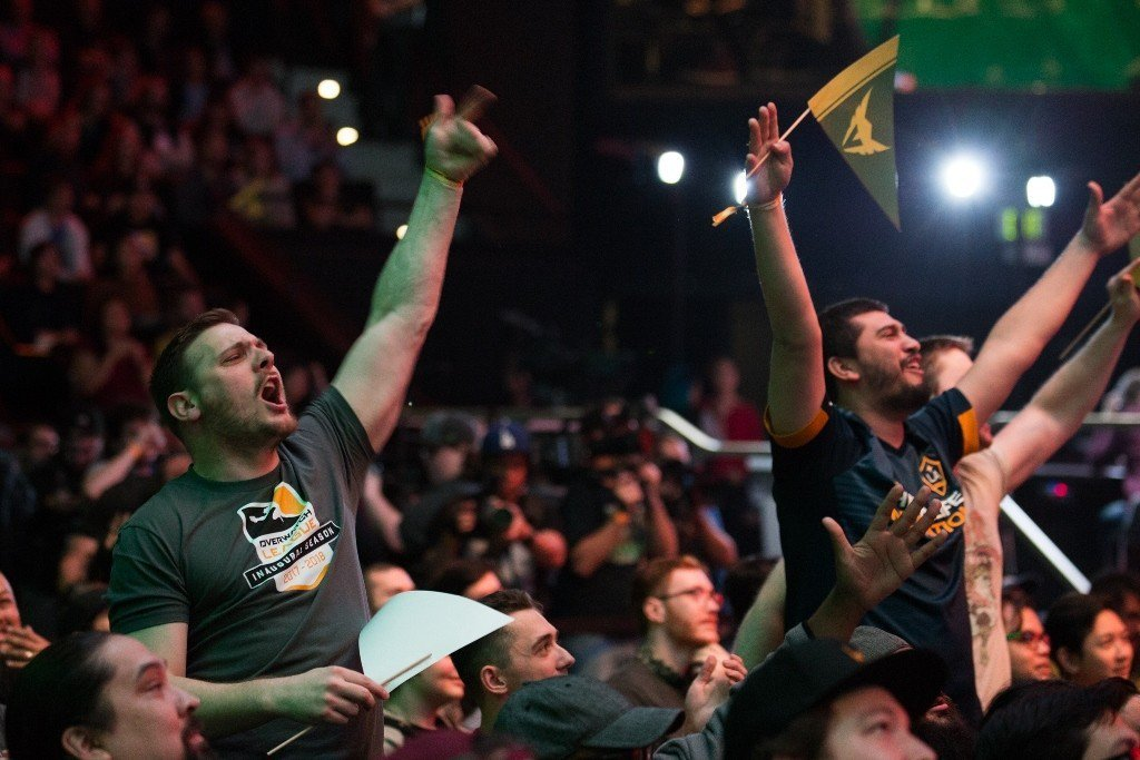 《鬥陣特攻》職業電競聯賽™開幕週吸引超過一千萬名線上觀眾