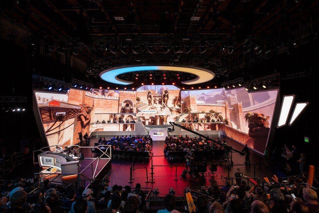 Twitch 成功於《鬥陣特攻》職業電競聯賽™開幕首日吸引平均每分鐘 40 萬 ...
