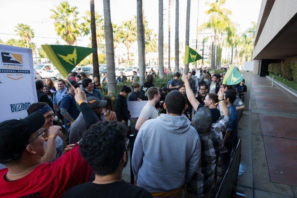 洛杉磯暴雪電競館開幕週的現場門票也全數售罄