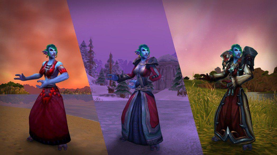 《魔獸世界》7.3.5更新檔上線,一系列新內容與功能待玩家體驗