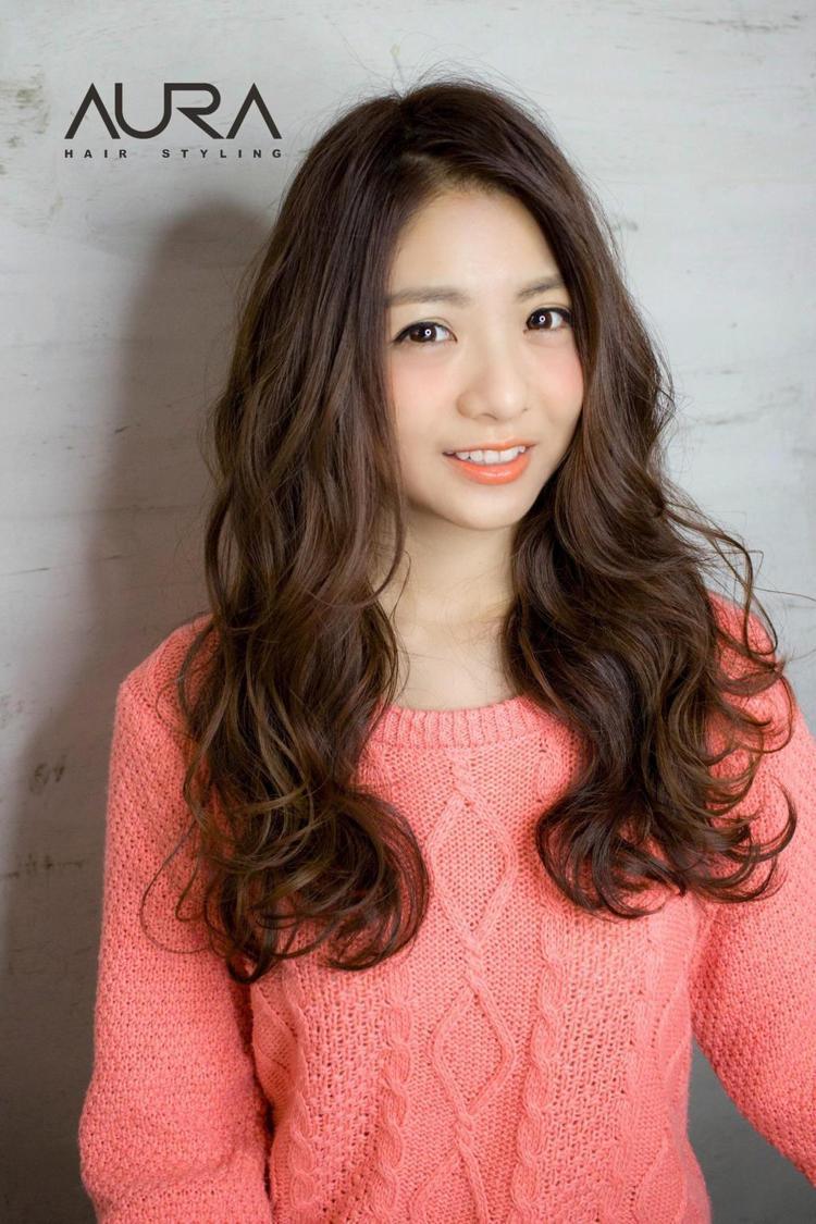 髮型創作/Aura Celine。圖/HairMap美髮地圖提供