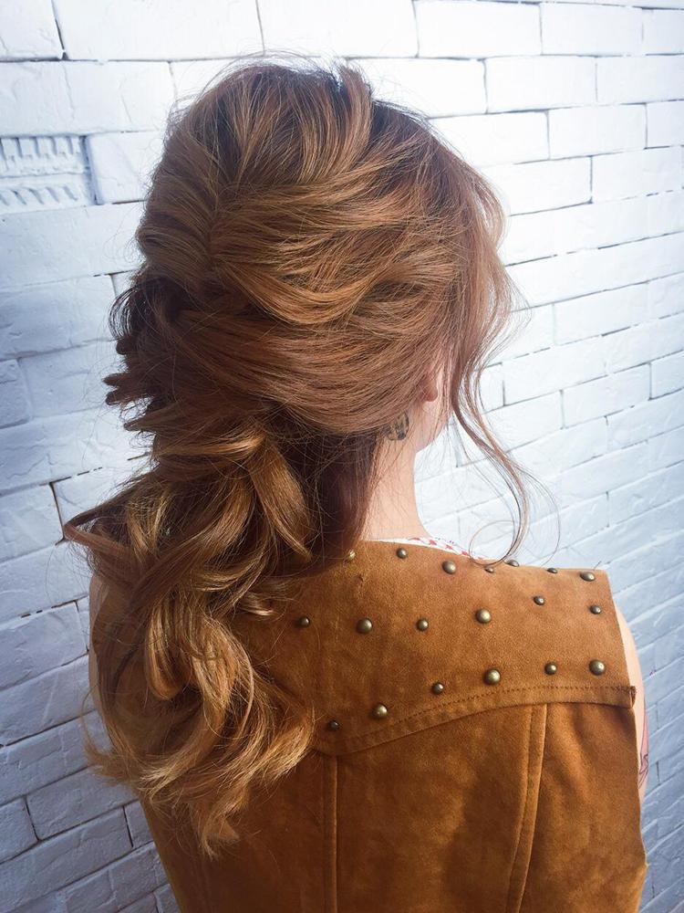 髮型創作/DiDi Lin。圖/HairMap美髮地圖提供